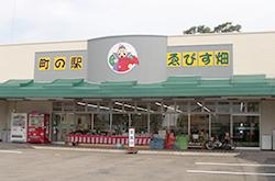 町の駅ゑびす畑